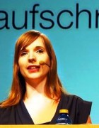 Anne Wizorek  in Freiburg