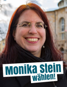 Monika Stein wählen